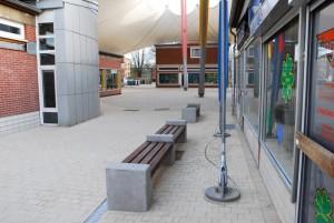 Zugang Marktfläche